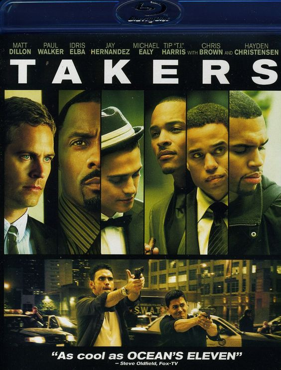"""Takers"" 2010"