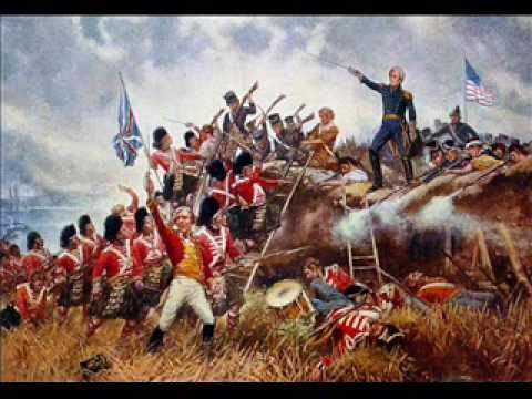 Battle of New Orleans, In 1814 - Fun song with slide show depicting lyrics - might be good for cross curriculum with history