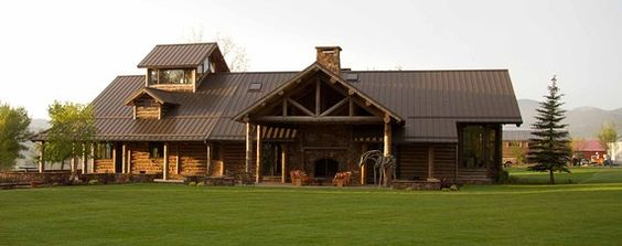 Montana ranch style house plans