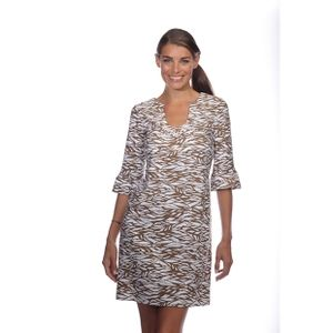 Nancy Dress in Brown Branches by Jude Connally