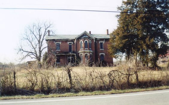 House Abandoned homes and Farms on Pinterest