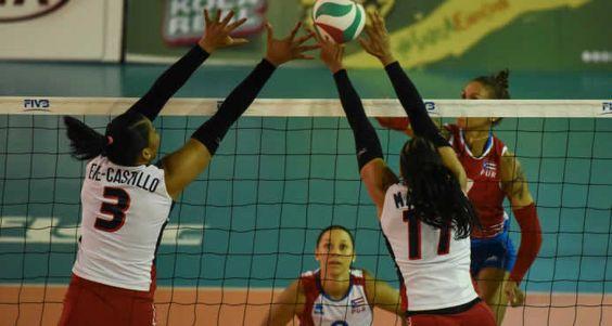 SANTO DOMINGO.  Las Reinas del Caribe se recuperaron tras caer un set por dos,  para vencer al conjunto boricua en la final de la Copa Panamericana de voleibol que se desarrolló en el Palacio de
