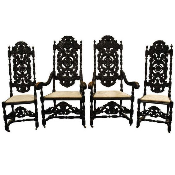 James-ii-high-back-arm-side-chair-set-seating-traditional-upholstery