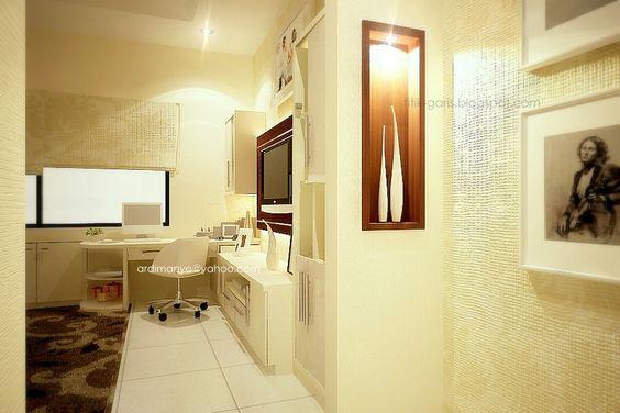 interior kamar tidur utama p' joko - jl. Veteran selatan, MKs ~ Rumah Garis