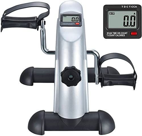 New Todo Exercise Bike Pedal Exerciser Foot Peddler Portable Therapy Bicycle Digital Monitor Online Shopping Toplikeclothes In 2020 Biking Workout Bike Pedals Bicycle