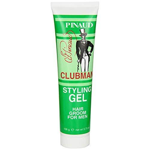 Pinaud Clubman Styling Gel 3 75 Oz Pack Of 10 In 2020 Styling Gel Clubman Pinaud Gel