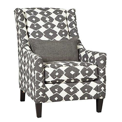 Ashley Furniture Brace Accent Chair In Granite We Do Hope You