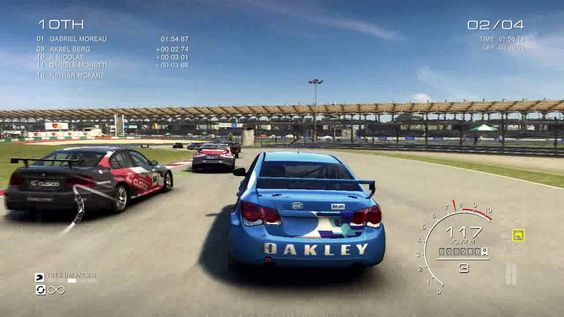 GRID Autosport - Gameplay PC ( Race 5 )