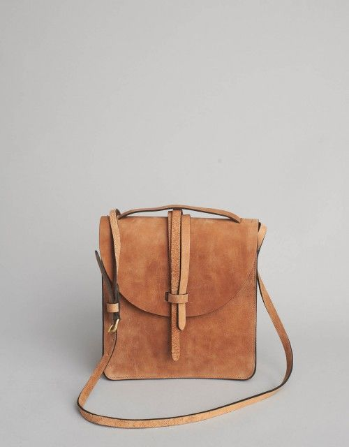 Prussia Cross Body (tan)