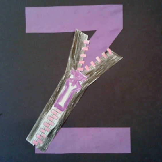 1000+ Ideas About Letter Z Crafts On Pinterest