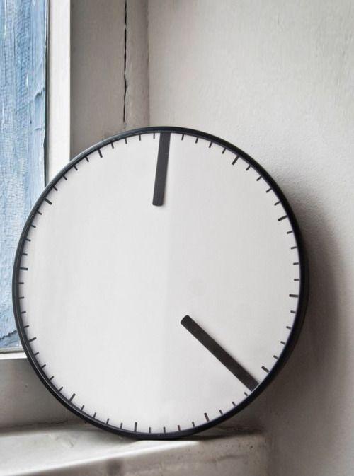clock blank wall clock frei