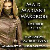 Bramblewood Fashion | Modest Fashion & Beauty Blog: DIY ❘❘ How to Make BBC's Maid Marian's Nightwatchman Mask