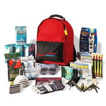 Walmart: Grab 'N Go Deluxe 3-Day, 4 Person Emergency Kit with Backpack