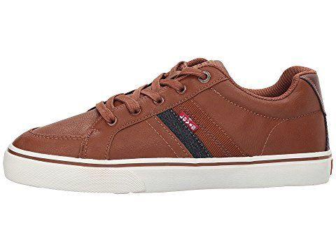 Levis Turner Nappa Sneakers Tan/Brown
