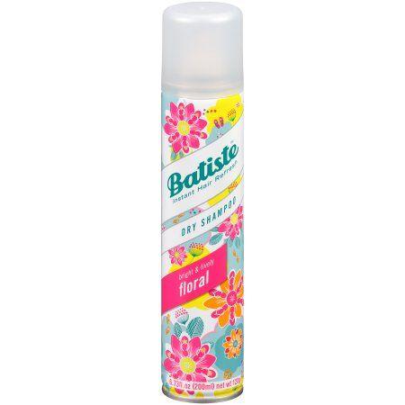 Batiste Dry Shampoo Floral Fragrance 6 73 Fl Oz Walmart Com Batiste Dry Shampoo Dry Shampoo Floral Fragrance
