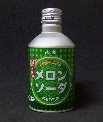 Asahi - Melon Soda