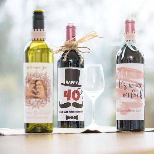 Flaschenetiketten Zum Selbst Gestalten Und Drucken Etiketten Vorlagen Flaschenetiketten Zweckform Etiketten