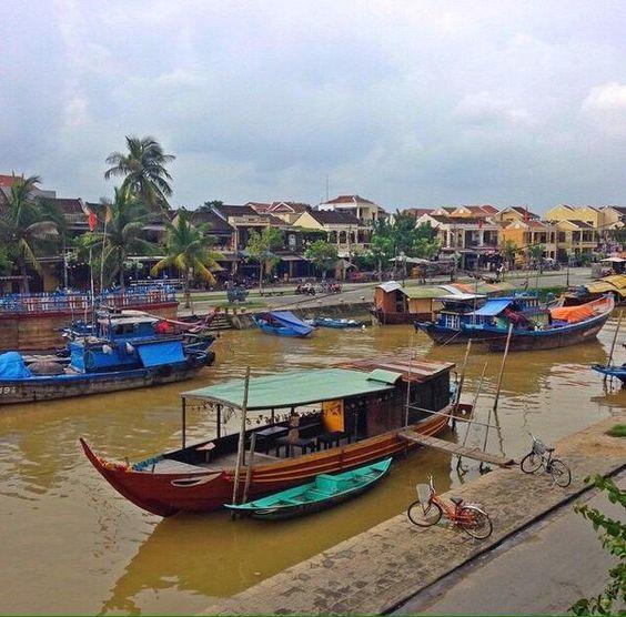 Places I would Revisit: Hoi An, Vietnam