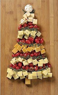 Cute Food For Kids?: 35 Edible Christmas Tree Craft Ideas