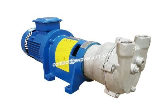 Water Ring Vacuum Pump Main Pump Selection Scheme Linkedin Vacuum Pump Vacuums Best Vacuum