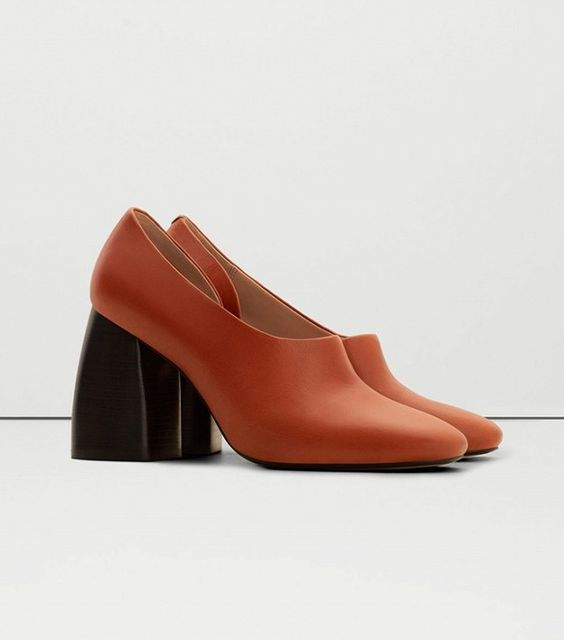 This heel-bootie hybrid has arrived just in time for fall, and we're betting it's going to be a hit.