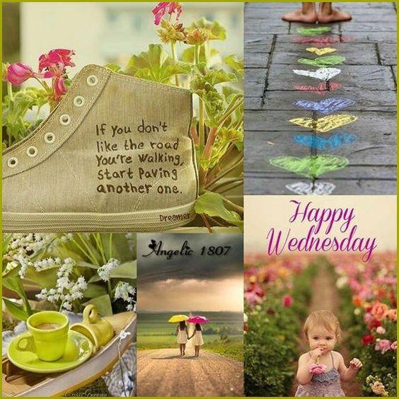 Happy Wednesday Inspirations