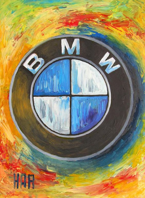 bmw the ultimate driving machine painting bmw office paintersjpg