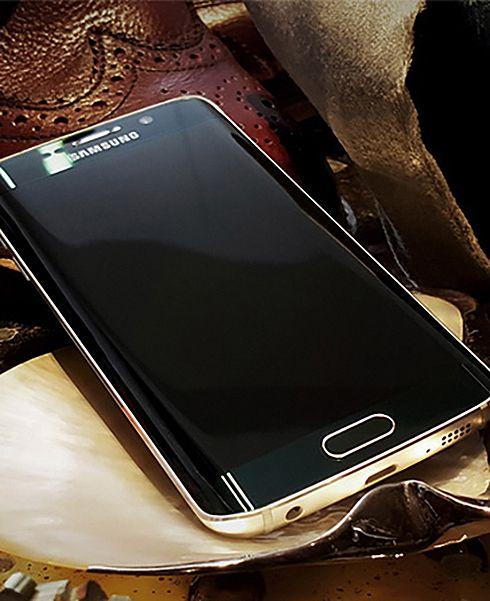 Samsung Galaxy S6, S6 Edge