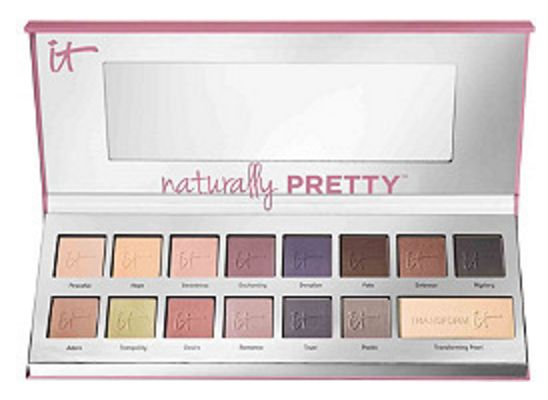 Pretty romantic palette