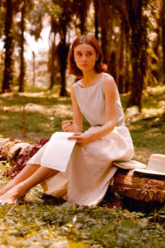 Audrey Hepburn Beauty Looks - Modern Celeb Interpretations of Audrey Hepburn Looks - Elle