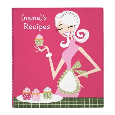 Create A Personalized Recipe Binder!