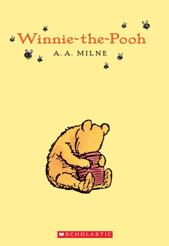 Book - Winnie-the-Pooh by A. A. Milne