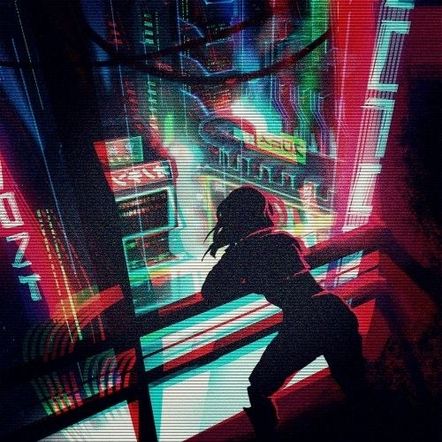 12 songs that make me smile on We Heart It | Ghost in the shell, Cyberpunk,  Cyberpunk art