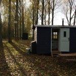 English shepherds hut