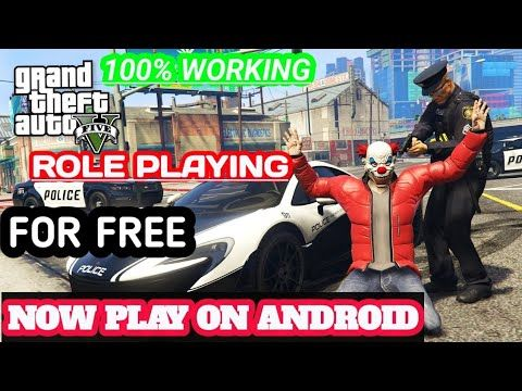 How To Download Gta 5 Role Playing On Android Ios 2019 Edition Gta 5 Https Youtu Be Dlemelxl0jo Roleplay Comic Book Cover Youtube
