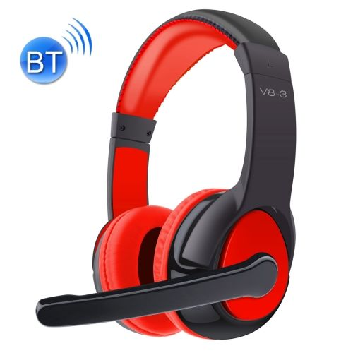 [$10.60] OVLENG V8-3 Bluetooth Stereo Headset Headphones with Mic, Support FM…