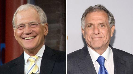"CBS' Leslie Moonves Reveals Surprising Side of David Letterman: He's ""Extraordinarily Sensitive | Hollywood Reporter"