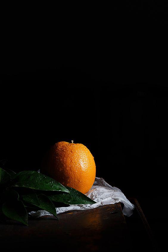 Orange by Raquel Carmona
