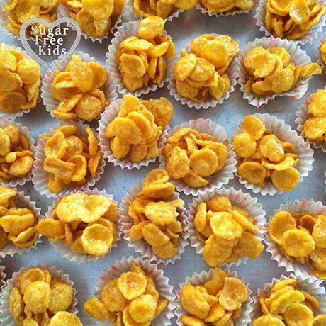 Healthier Honey Crackles recipe