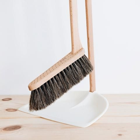 Standing Broom And Dustpan Set Broom And Dustpan Broom Dustpans And Brushes