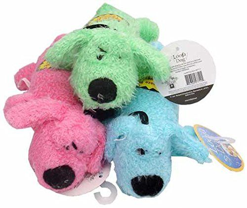 Loofa Dog 6 Inches Assorted Colors Many Thanks For Visiting