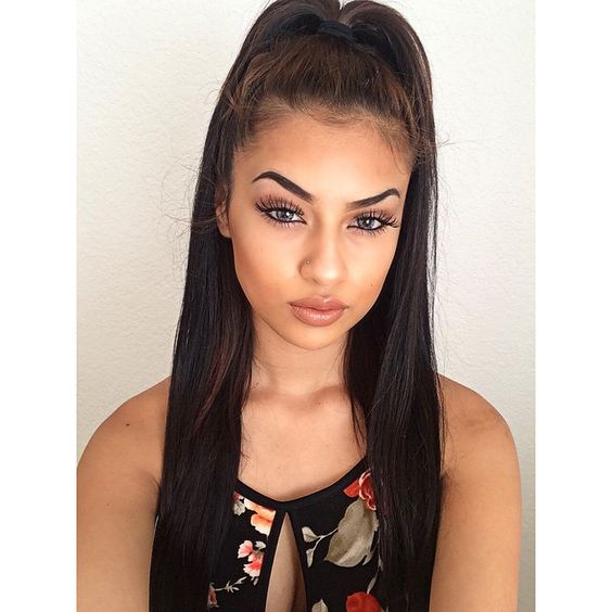 pretty girl swag girl swag and flawless makeup on pinterest