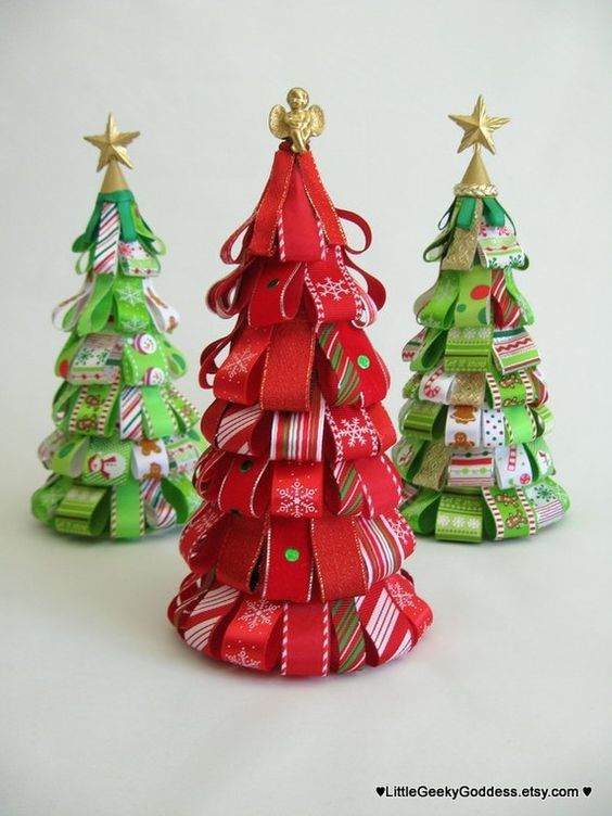 craft with ribbons ideas ribbon tree one tree only 4100