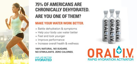 75% of Americans are dehydrated.  Are you?