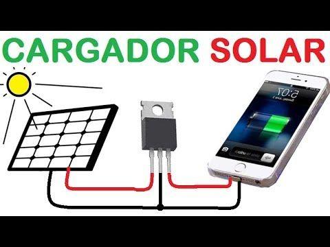 Como Cargar El Celular Con Luz Solar Facil De Hacer Energia Gratis Youtube Cargador Solar Como Ahorrar Energia Electrica Electricidad Y Electronica