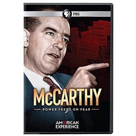 Power feeds on fear. Focusing on the years 1950-54, this timely documentary chronicles the rise and fall of Wisconsin junior senator Joseph McCarthy, who relentlessly fueled the countrys Cold War paranoia about communist infiltration to target people in the government, the entertainment industry and other institutions and to gain power for himself.