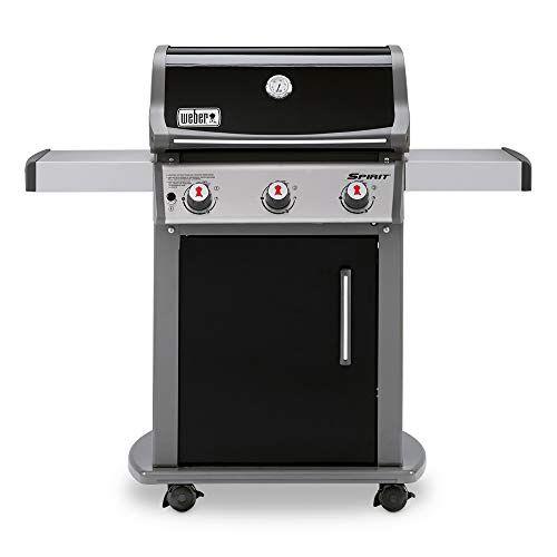 Weber Spirit E 310 Liquid Propane Gas Grill 46510001 Model Black Weber America S Test Kitchen Highly Recomend In 2020 Gas Grill Best Gas Grills Propane Gas Grill