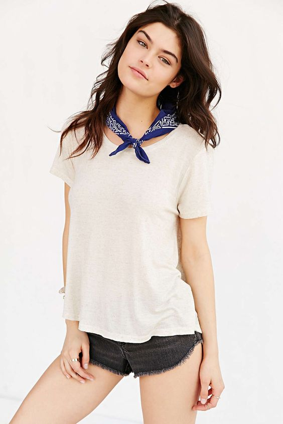 Kimchi Blue Mellow Tee - Urban Outfitters