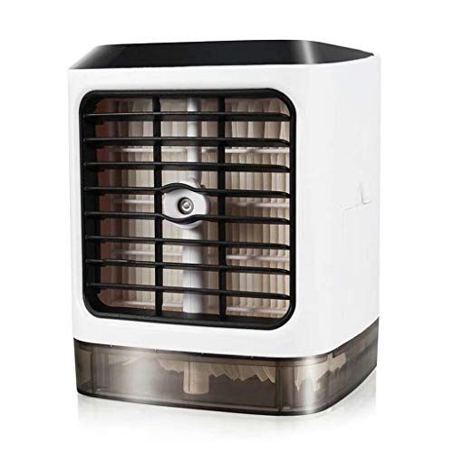 Wffo Remote Control Mini Air Conditioning Conditioner Cool Fan