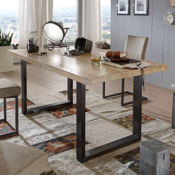 Elegant Tisch Esstisch Esszimmer M bel Massiv Elkenroth Wirges Sofa Lagerverkauf Fabrikverkauf Polsterm bel K che Stuhl Schwingstuhl Pinterest